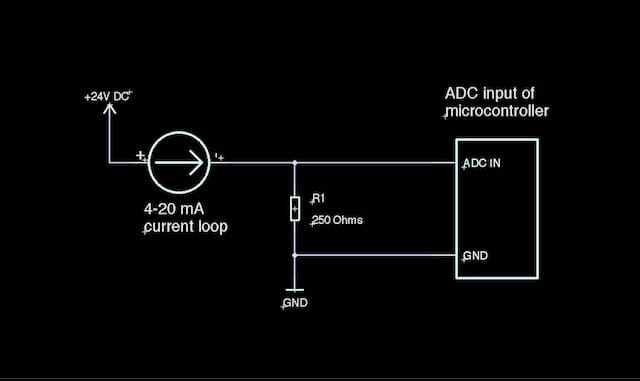 4 20ma current loop
